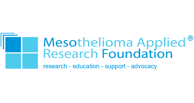 The Mesothelioma Applied Research Foundation Logo