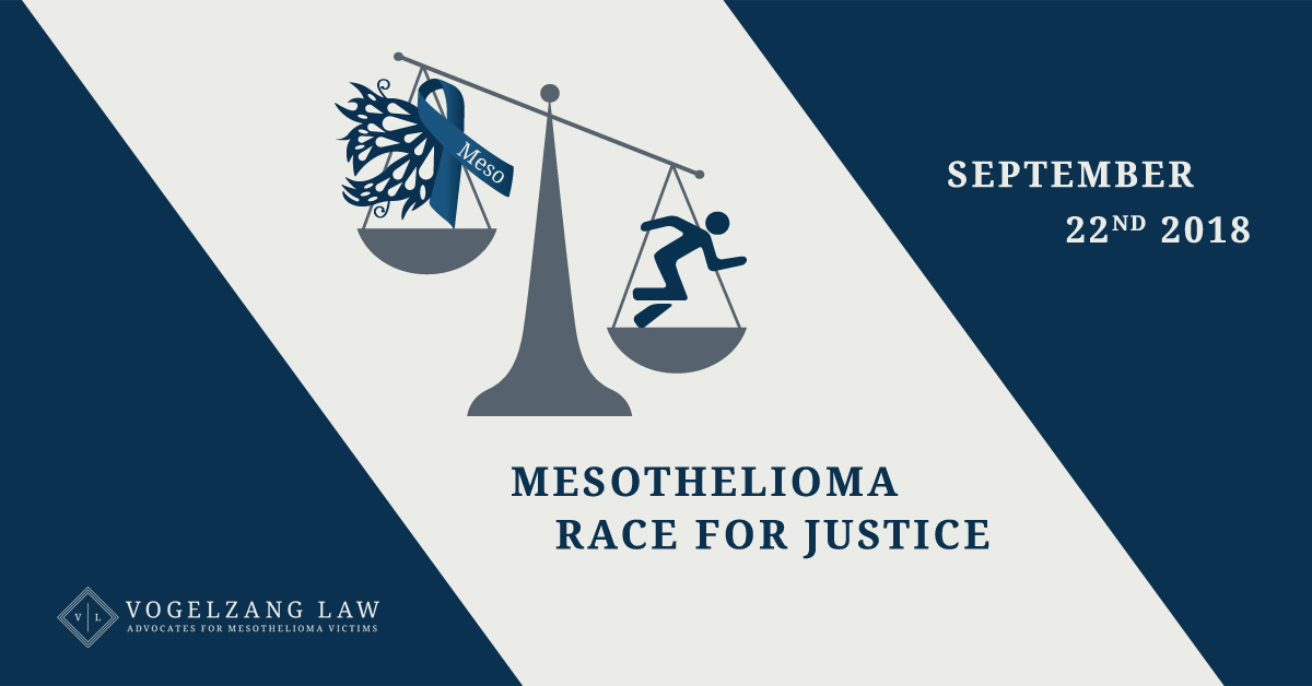 First Ever Mesothelioma Race for Justice in Illinois