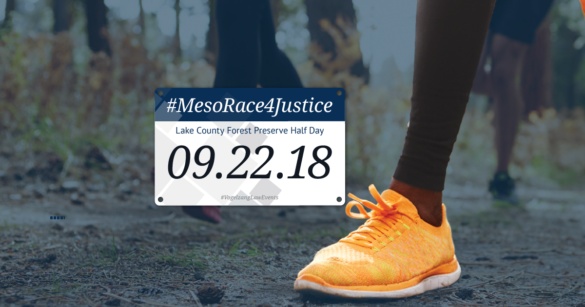 Race for Justice in Support of Mesothelioma Research