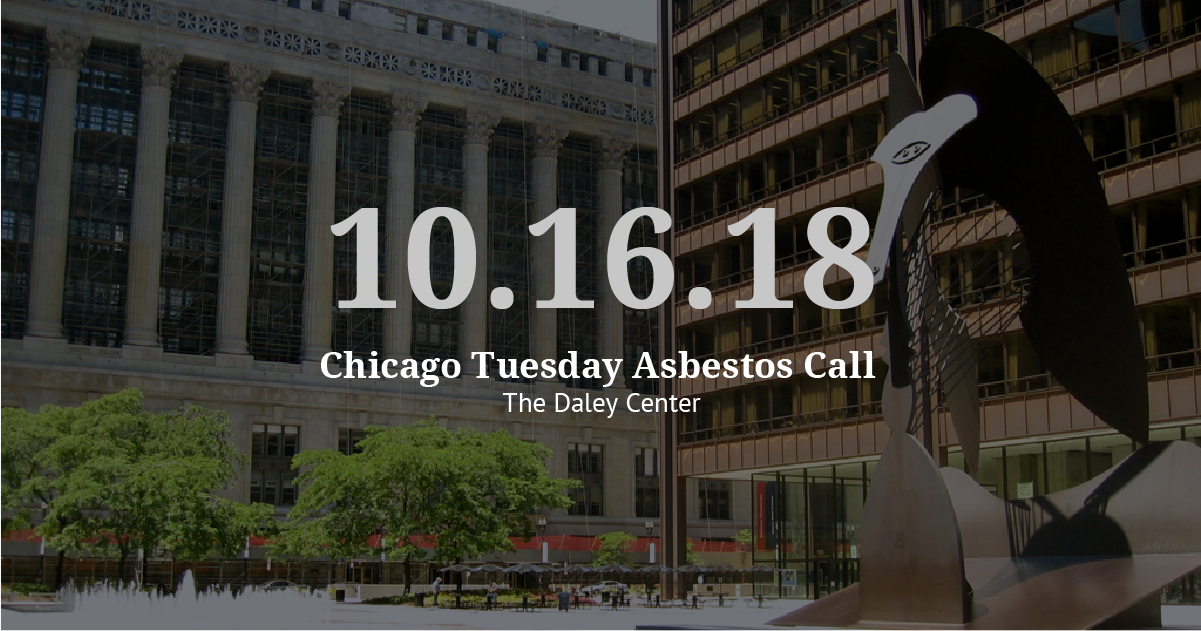 Chicago Tuesday Asbestos Call: Team Preps for Winter Trials