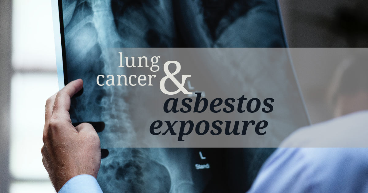 The Link Between Asbestos and Lung Cancer
