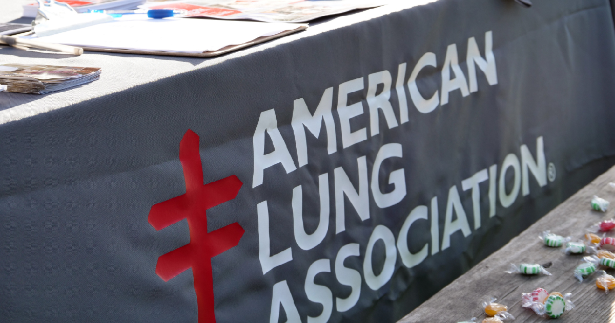 American Lung Association Honors Lung Cancer Awareness Month