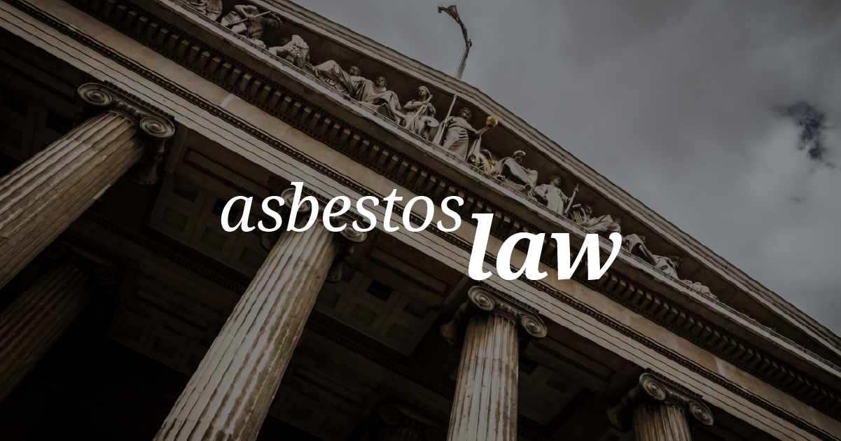 Asbestos Law in the United States