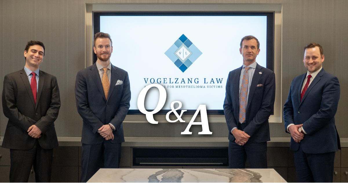 Ask VL: Attorney Wyatt Berkover Discusses Asbestos Litigation