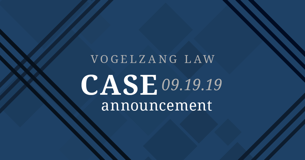 Vogelzang Law Settles Two Mesothelioma Cases for $1.7 Million