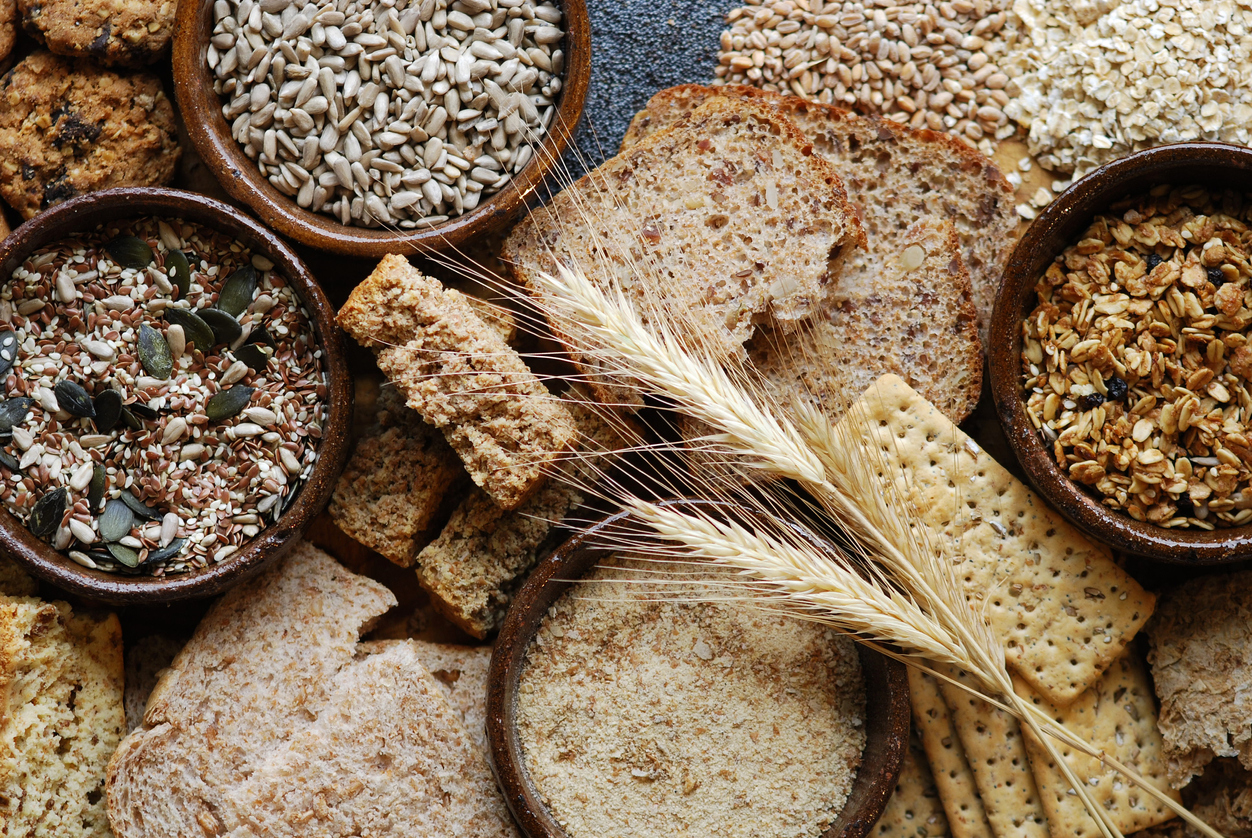 Fibre Food for Healthy Eating