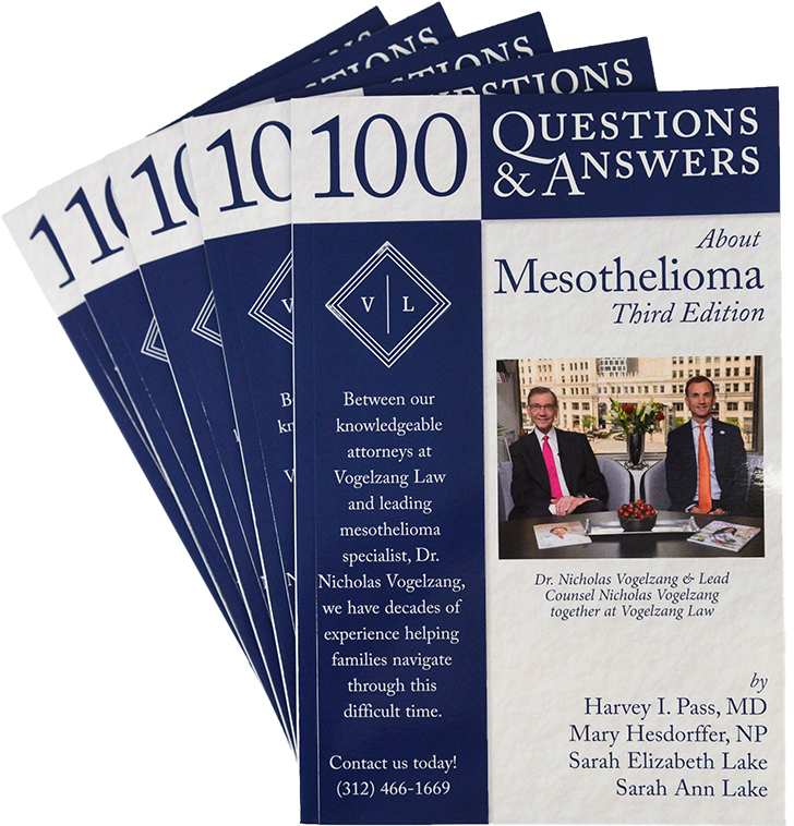 Vogelzang Law Mesothelioma Questions & Answers