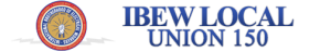IBEW Local Union 150 logo